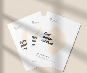 aladdin print, graphic design, negative space, print shop