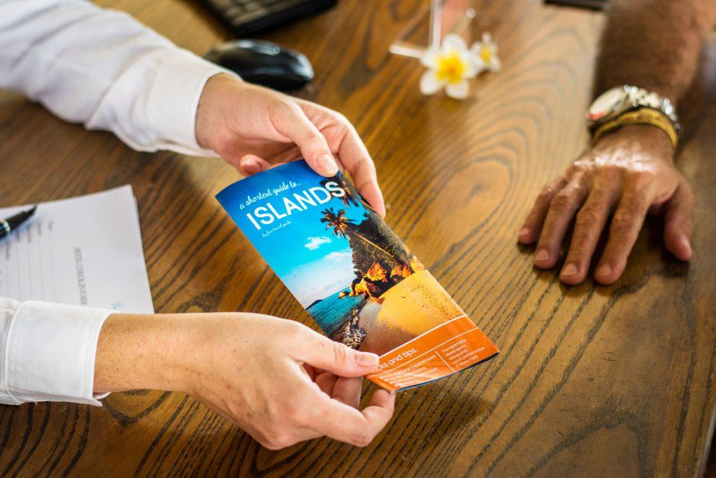 Aladdin Print Brochure