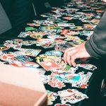 Aladdin Print Stickers Custom