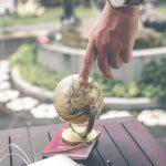 International Business Card Etiquette Asia Aladdin Print