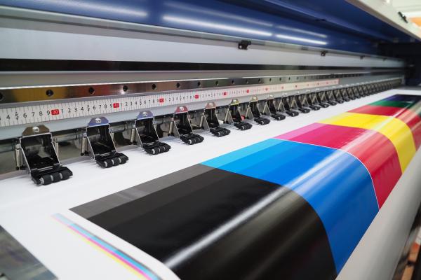Aladdin Print, RGB, CMYK, Printing